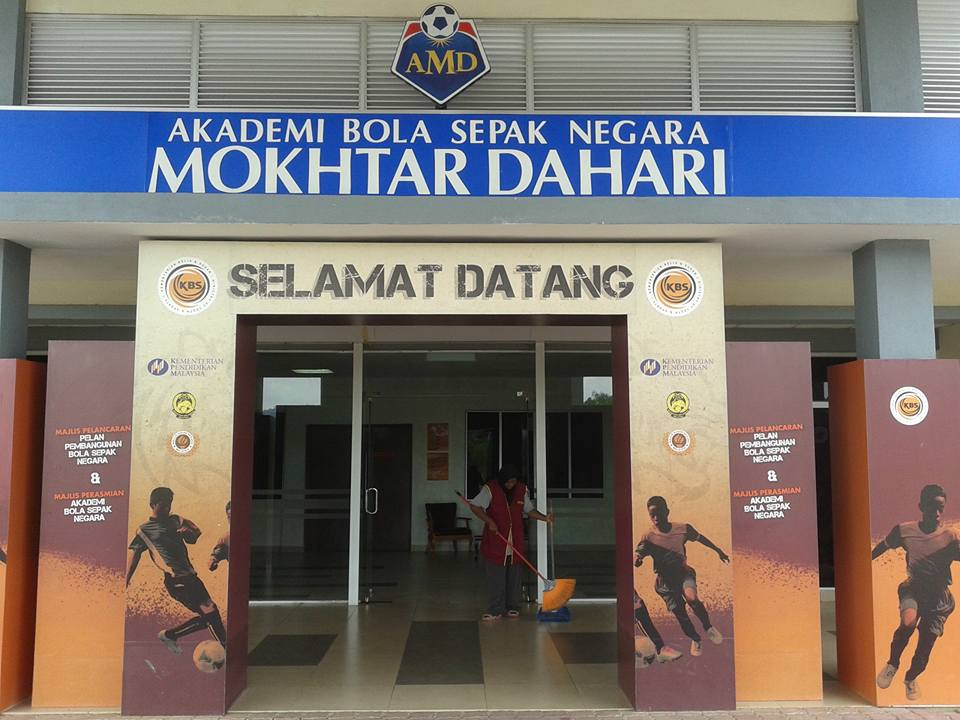 Perbadanan Stadium Malaysia Akademi Bolasepak Mokhtar Dahari