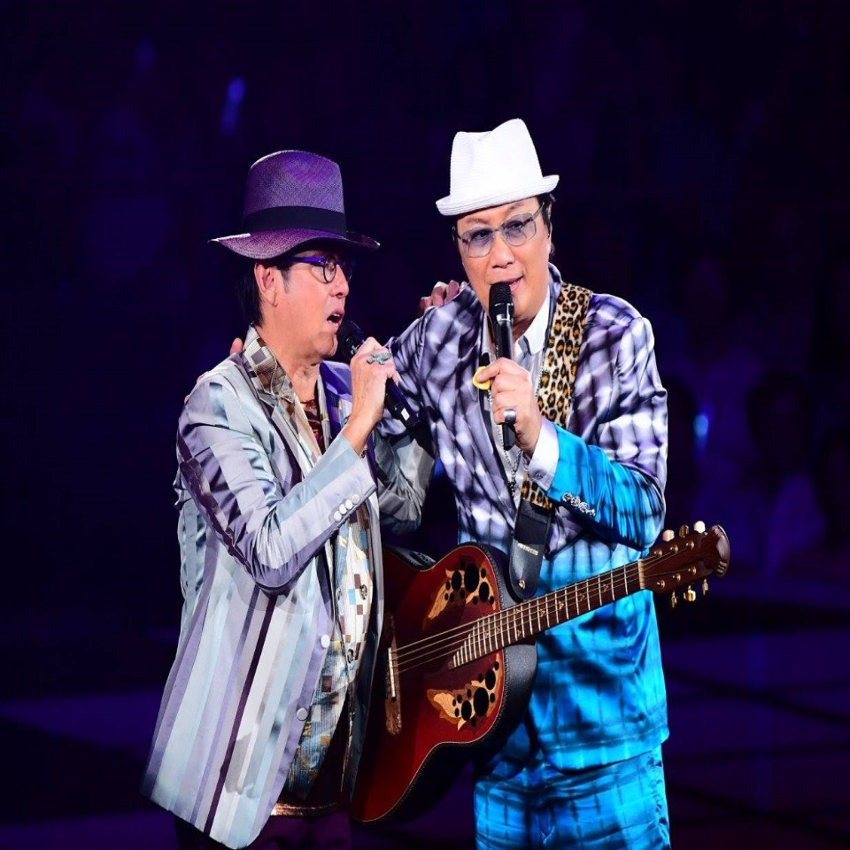 Alan Tam / Sam Hui Concert