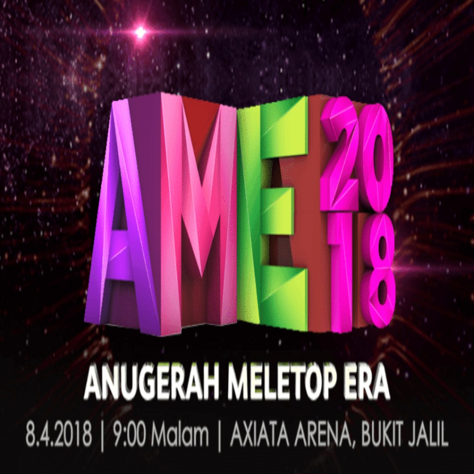 Anugerah Meletop ERA 2018