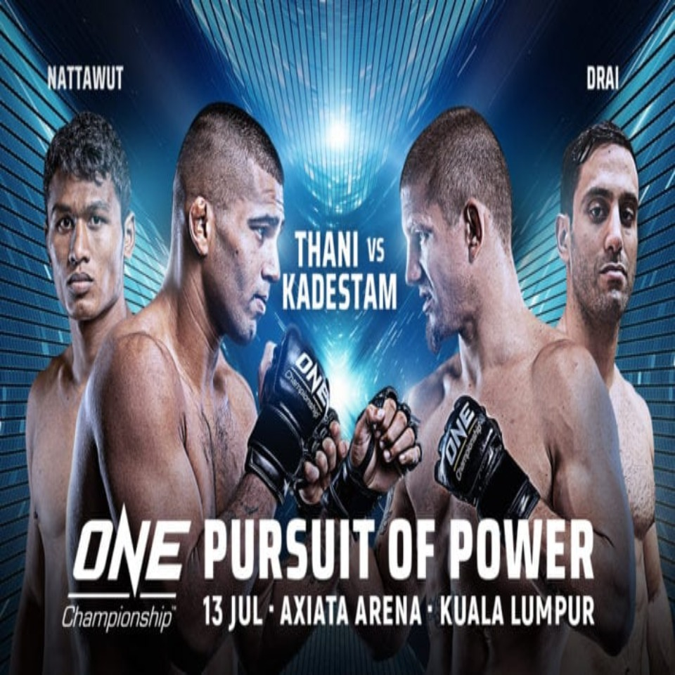 One Championship- Pursuit of Power