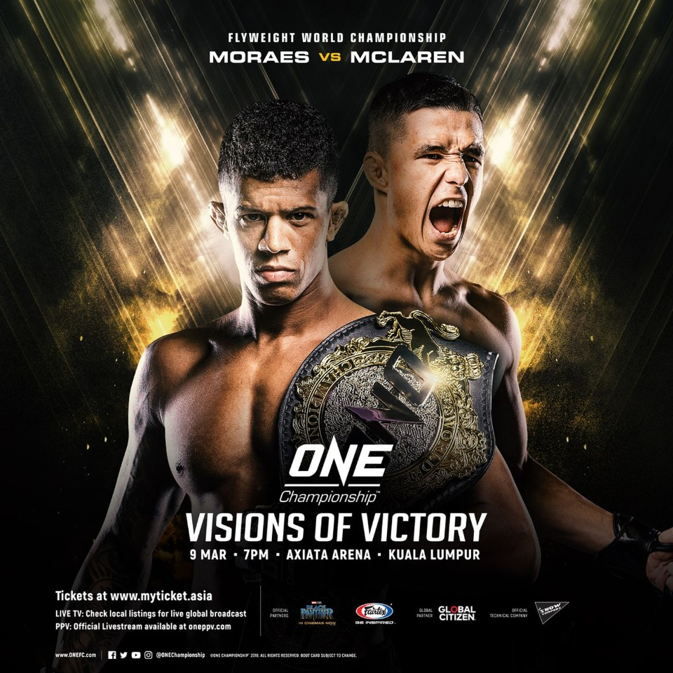 One Championship-Visions of Victory