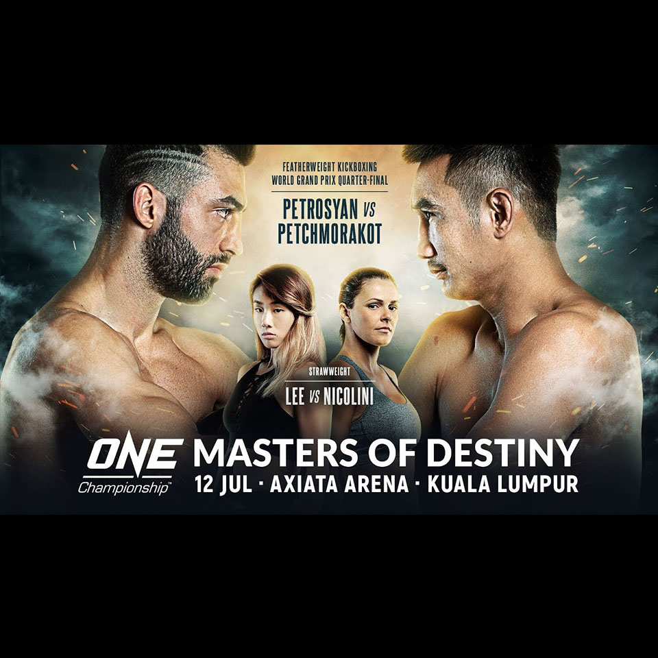 ONE Championship - Masters of Destiny